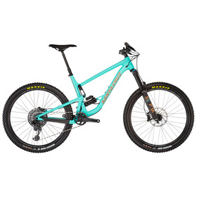 Santa Cruz Bronson 3 AL S-Kit Full suspension mountainbike blauw
